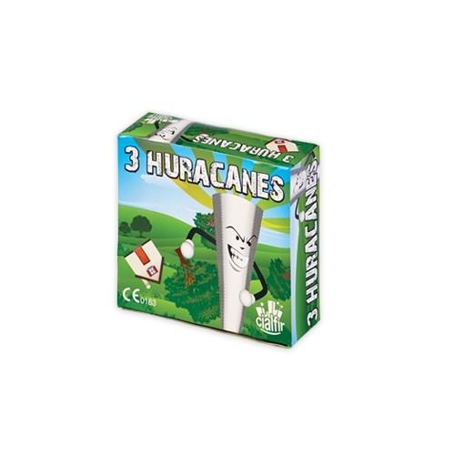 3 Huracanes