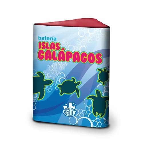 Batería Islas Galápagos