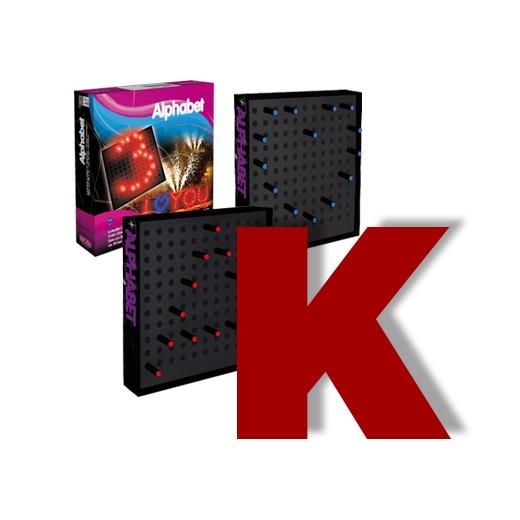 Alphabet K