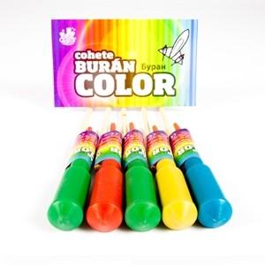 Cohete XXL/Burán Color