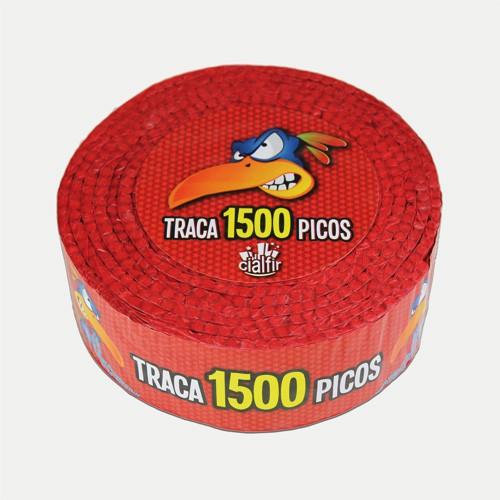 Traca 1500 Picos (Queso)