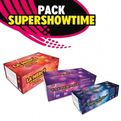 pack showtime