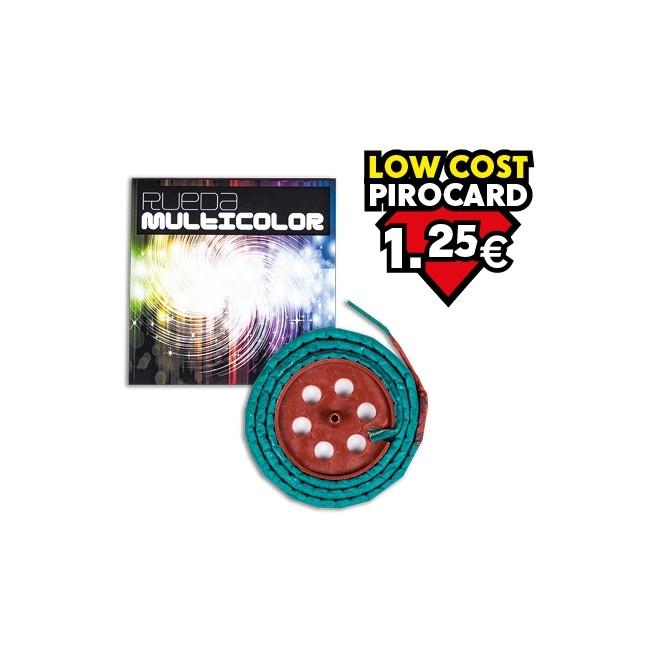 Rueda Multicolor