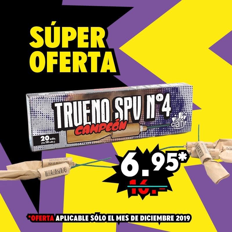 Trueno SPV 4