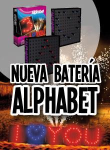 alphabet latraca