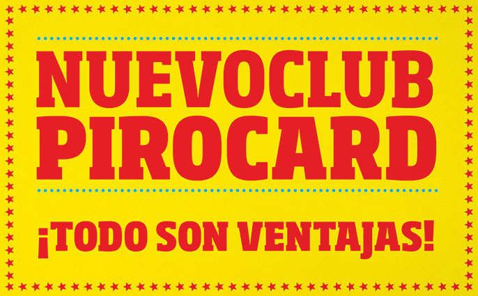 pirocard club