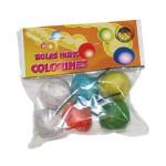 Bolas Humo Colorines