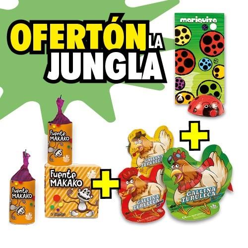 oferton la jungla