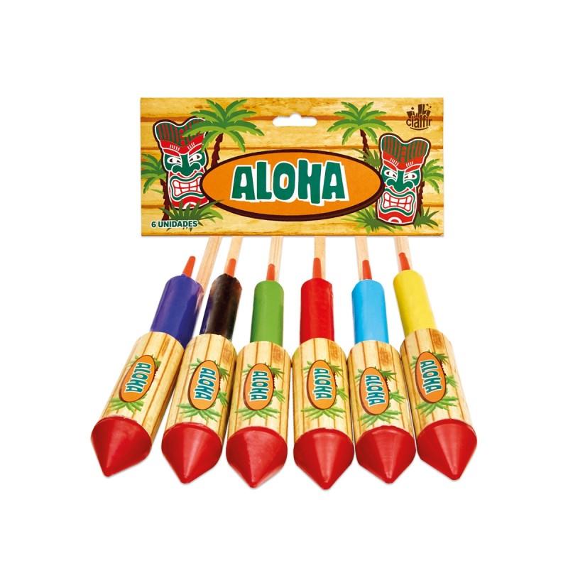 cohete aloha