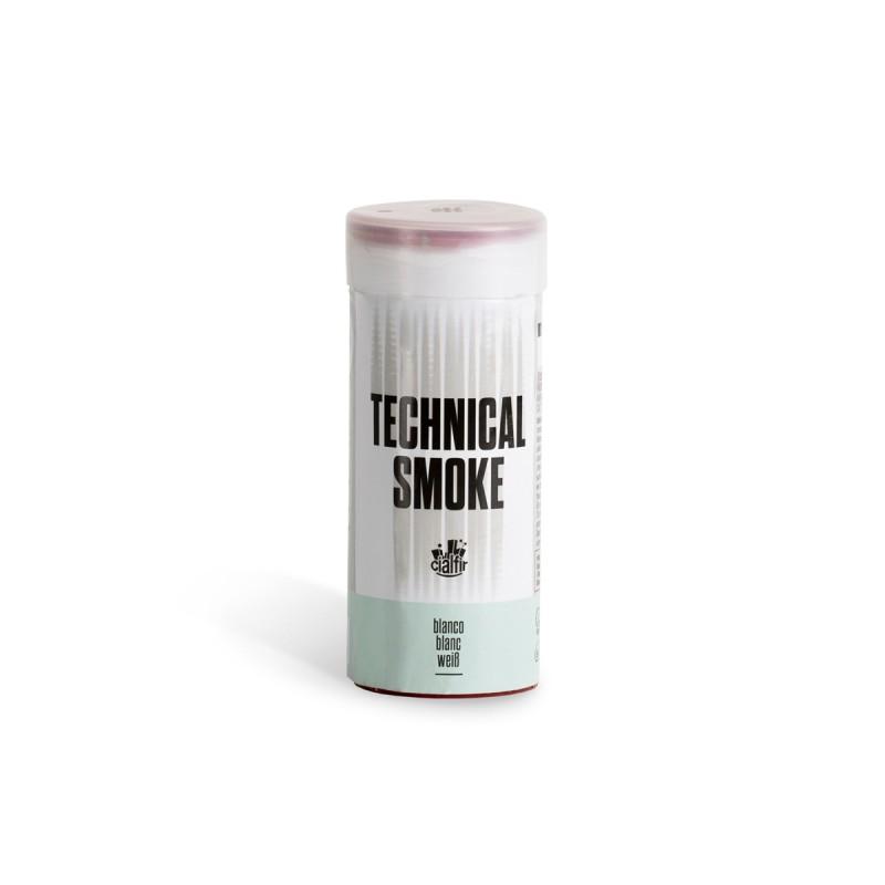 humo técnico blanco
