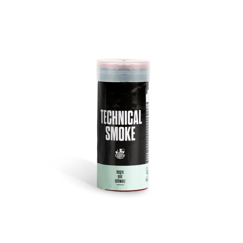 humo tecnico negro