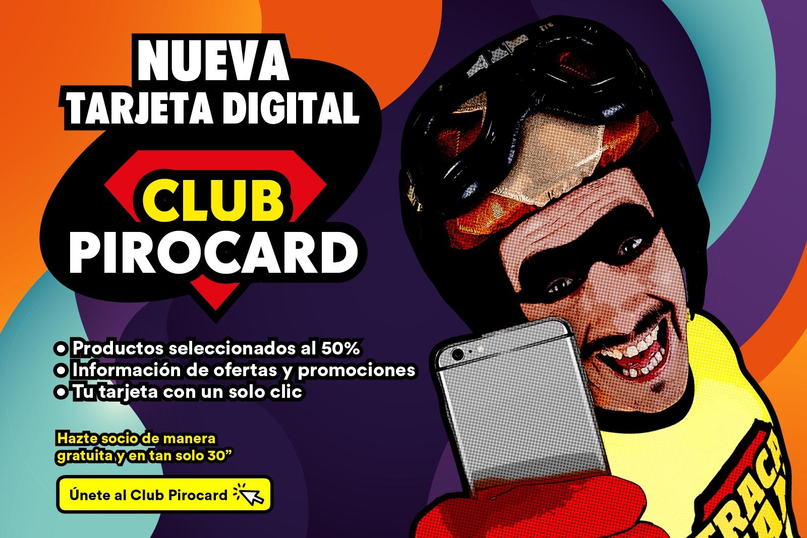 pirocard club